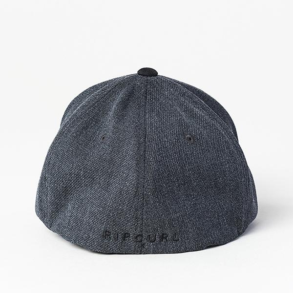 Бейсболка Rip Curl Fleck Curve Peak Cap Grey Marle