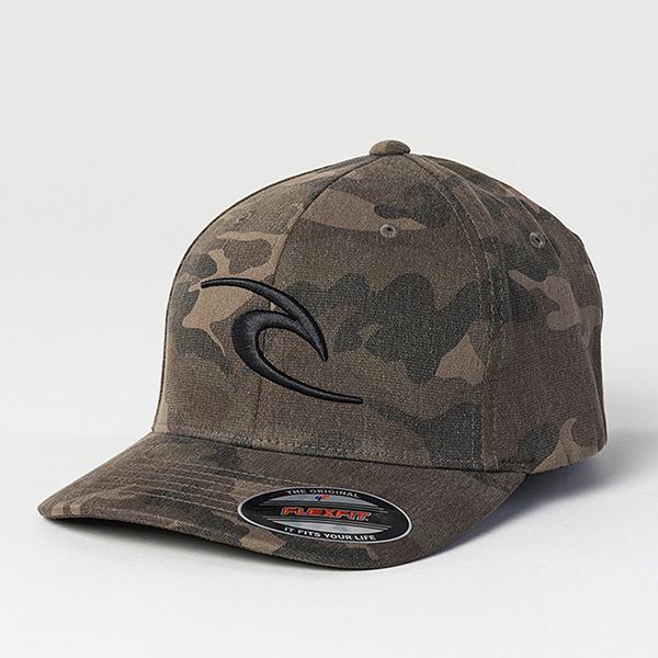 Бейсболка Rip Curl Fleck Curve Peak Cap Camo