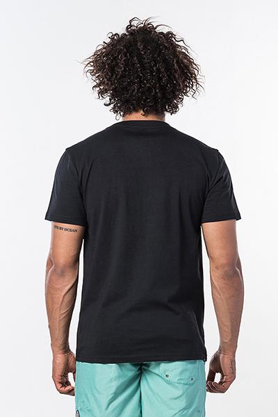 Футболка Rip Curl Neon Tee Black