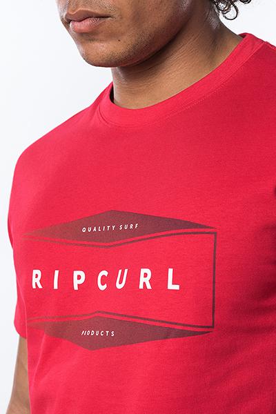 Футболка Rip Curl Neon Tee Red