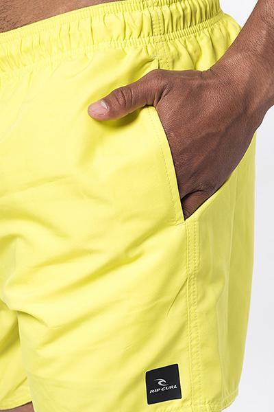 Бордшорты RIPCURL Offset Volley Yellow
