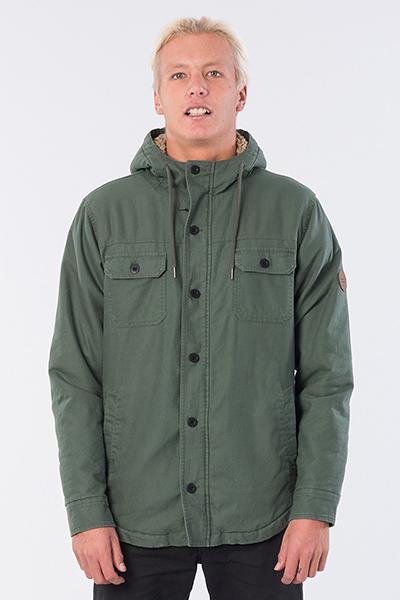 Куртка RIPCURL Gibbos Jacket Green