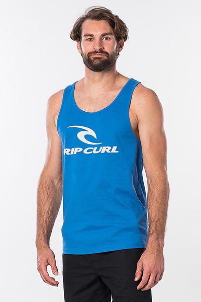 Майка RIPCURL The Surfing Company Tank Blue Star