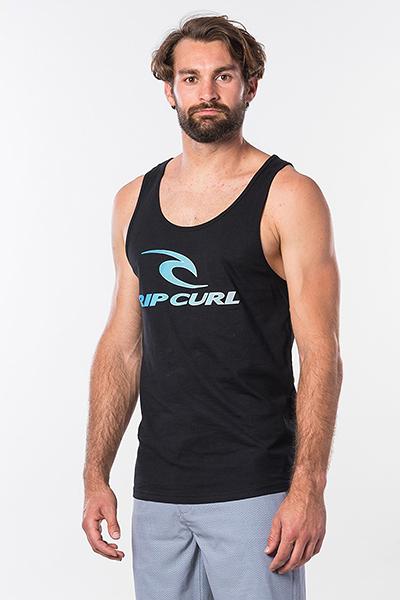 Майка RIPCURL The Surfing Company Tank Black