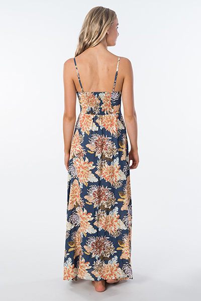 Платье женское RIPCURL Sunsetters Maxi Dress Dark Blue