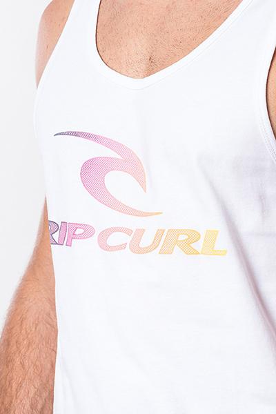 Майка RIPCURL The Surfing Company Tank Optical White
