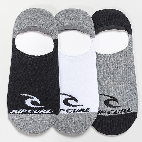 Носки RIPCURL (комплект 3 Пары) Icon Invisible Socks