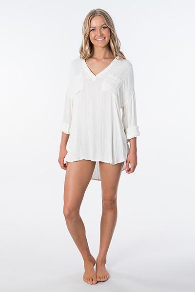 Блузка женская RIPCURL Sunrise Shirt Bone