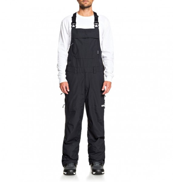 Мужские сноубордические штаны с подтяжками Brigade