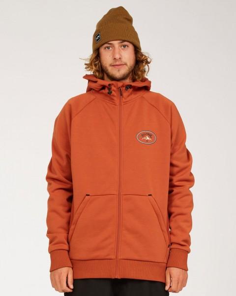 Мужская сноубордическая толстовка Downhill