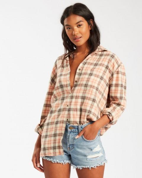 Женская рубашка с длинным рукавом Easy Movin 2