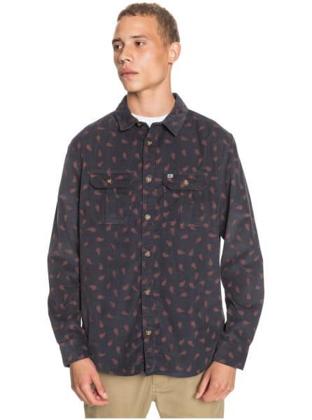 Мужская рубашка с длинным рукавом Paisey Cord