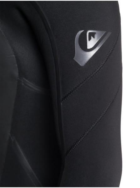 Мужской гидрокостюм с капюшоном и молнией на груди 4/3mm Syncro Plus