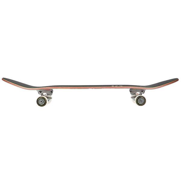 Скейтборд в сборе Юнион Megapolis 7,875x31,875 Low, Колёса 51mm/100a Подвески 129, Подшипники ABEC 7