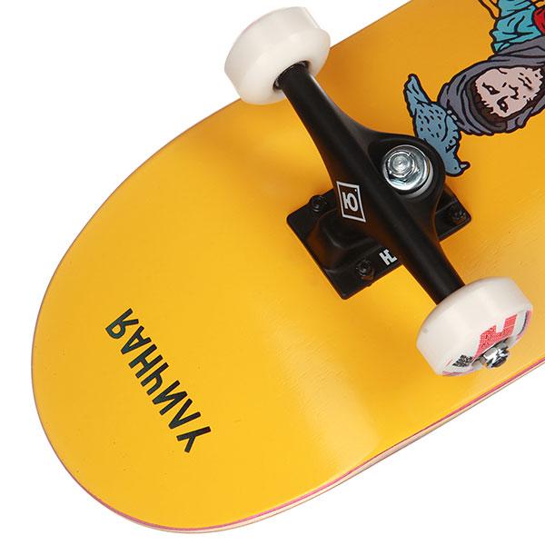 Скейтборд в сборе  Advertise 8,0x31,785 Medium, Колёса 52mm/102a Подвески 139, Подшипники ABEC 7