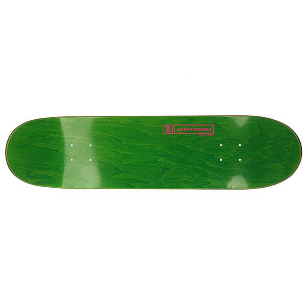 Дека для скейтборда Юнион Silver Bar 31.875 x 8.25 (21 см)