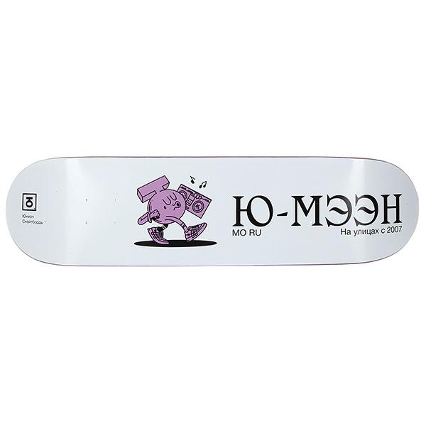 Дека для скейтборда Ю-МЭЭН X 8.5 X 32.5 (21.6 СМ)