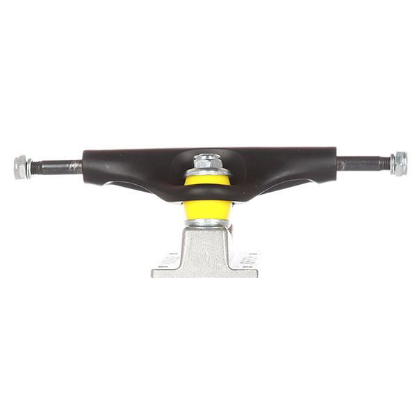 Подвески для скейтборда Black Silver 129