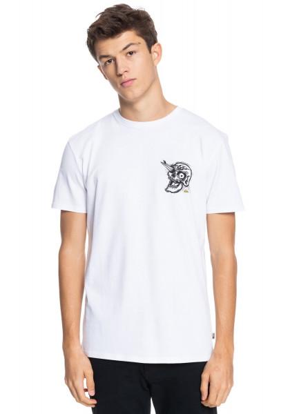 Мужская футболка Summer Skull