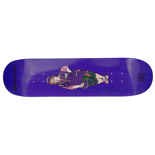 Дека для скейтборда Юнион Trade Violet 32 x 8.125 (20.6 см)