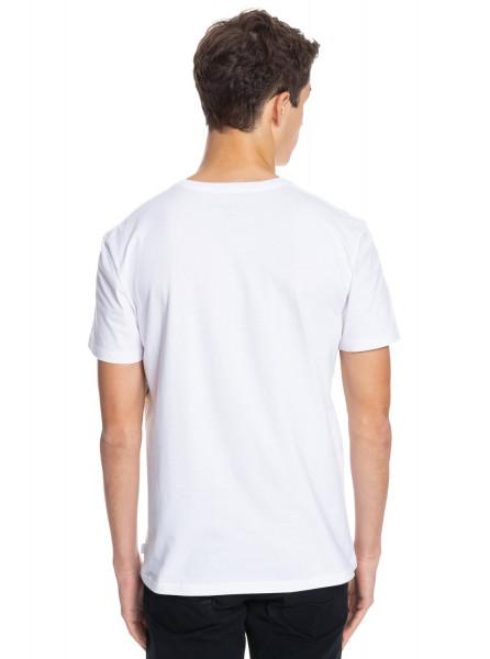 Мужская футболка с карманом Mystic Sunset