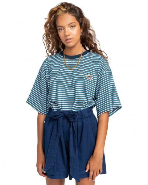Женские хлопчатобумажные шорты Miki Indigo