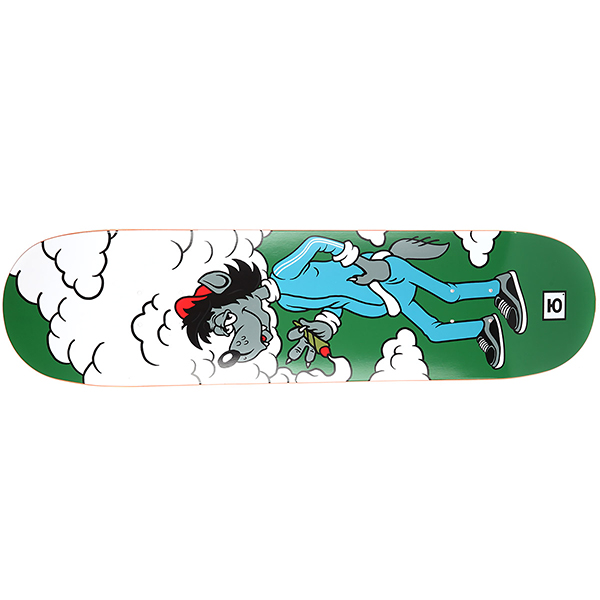 Дека для скейтборда Юнион NUPOGODI 32 x 8.125 (20.6 см)