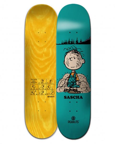 """Дека для скейтборда Peanuts Pigpen x Sascha 8.5"""""""
