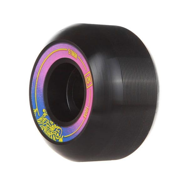 Колеса для скейтборда Юнион Miracle, 51mm/100a, F5
