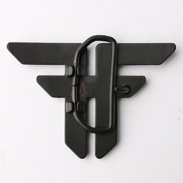 Пряжка Fallen Trademark Buckle Matte Black
