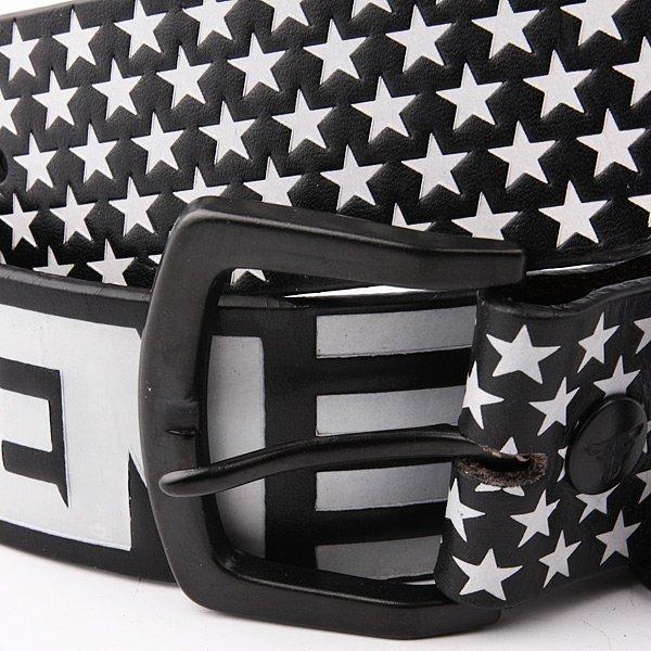 Ремень Fallen Liberty Belt Black/White