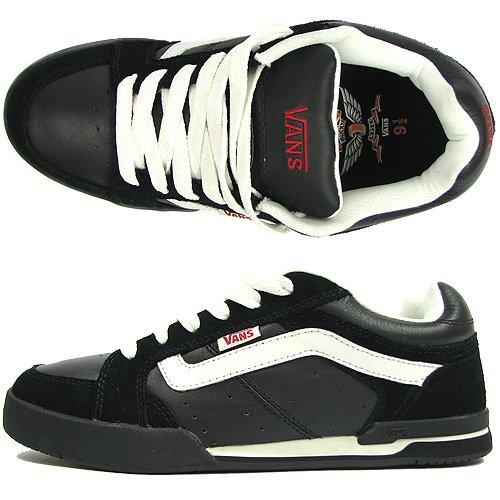d12c9695813fa1 Купить обувь кеды кроссовки Vans Bucky Lasek 2 Black White (5213) в ...