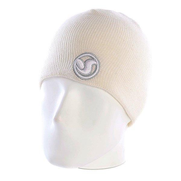 Шапка DVS Skull Icon Be White