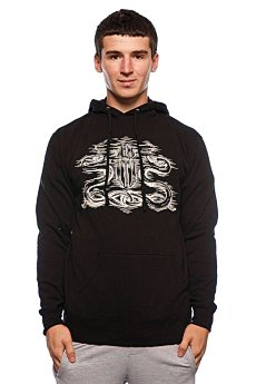 Толстовка Fallen Serpent Pullover Hood Black/White