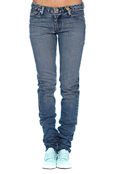 Джинсы узкие женские Insight Beanpole Skinny Stretch Fab 3 Old Blue