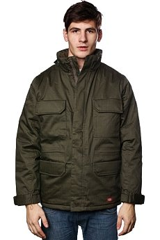 Куртка зимняя Dickies Grand Island Jacket Dark Olive