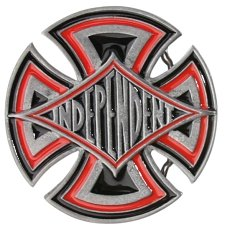 Пряжка Independent Diamond Cross Belt Buckletrinkets Mens