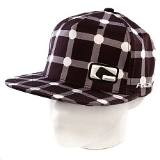 Бейсболка Globe Futuramic Flat Brim Black
