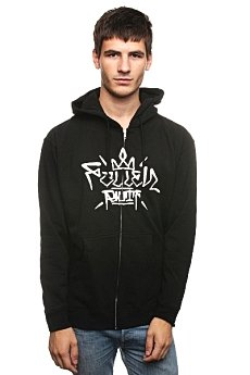 Толстовка Fallen Turf Hood Black/White