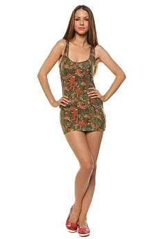 Платье женское Insight Pop Tropica Dress Pop Tropica