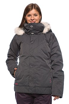 Куртка женская Oakley Gb Insulated Jacket Graphite