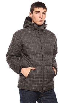 Куртка пуховик Globe United Jacked Charcoal