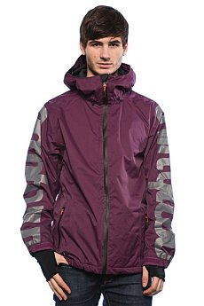Куртка Thirty Two Shiloh 2.0 Shell Deep Purple