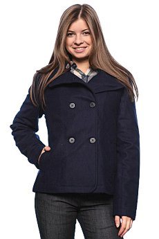 Куртка женская Zoo York Portsmouth Peacoat Insignia Blue