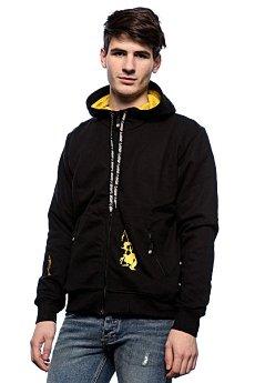 Толстовка Apo Coincoin Black/Yellow