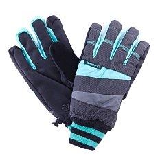 Перчатки Dakine Brougham Glove Black Stripes