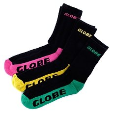 Носки средние Globe Mid Socks Plus Assorted