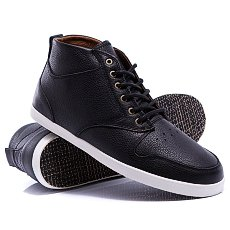 Кеды высокие Element Bowery Mid Black