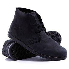 Кеды высокие Element Prescott Black/Black