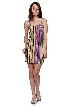 Платье женское Stussy Horizon Stripe Cocktail Dress Multi